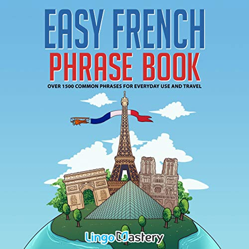 Couverture de Easy French Phrase Book