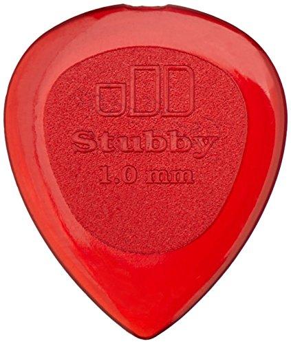 Dunlop 474R1 Tasche mit 24 Vermittlern 1mm