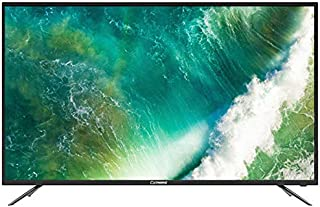 CTRONIQ 65 inch 4K UHD Smart LED TV, DVB-T2, 1.5GB, Android 6.0, 8GB, Black – 65CT8200