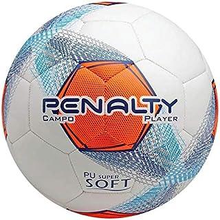 0964104f3 Bola Futebol Campo Player VIII C C Penalty - Branco Marinho Laranja