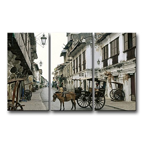 So Crazy Art 3 piece Wall Art Painting Philippines Horse And Cart Prints On Canvas The Picture City Pictures Oil For Home Modern Decoration Print Decor