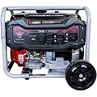 Simpson SPG7593E 7500 Watt Gasoline Commercial Generator