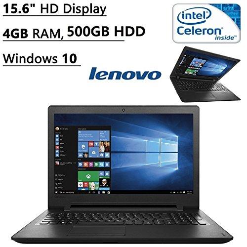 Comparison of Lenovo ideapad 15 (Lenovo Celeron N3060) vs ASUS VivoBook E203MA (E203MA-YS03)