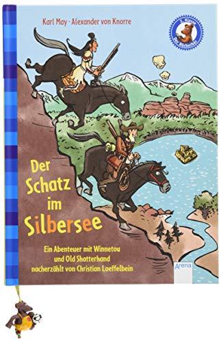 Der Schatz im Silbersee. Ein Abenteuer mit Winnetou und Old Shatterhand: Der Bücherbär. Klassiker für Erstleser