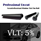 Mkbrother Automotive Sun Protection Window Tinting Kits