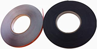Direct Products Magnetic Tape & Steel Tape Secondary Glazing - 20yrd Kit For White Window Frames