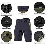 Zoom IMG-2 tomshoo pantaloncini mtb uomo ciclismo