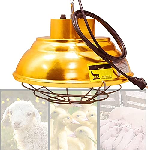 MARHD Lampe chauffante pour volailles pour poussins,...