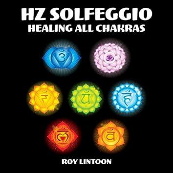 Hz Solfeggio. Healing All Chakras