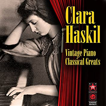 Vintage Piano Classical Greats
