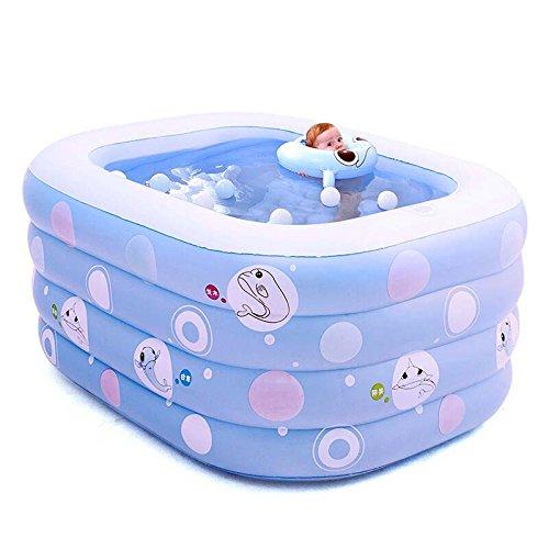 GJ- Piscine pour bébés Accueil Isolation plus épaisse Bassin de lavage Piscine gonflable