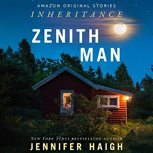 Zenith Man audiobook cover art