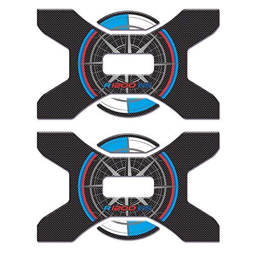 2Protecciones Bolsos Maletas Laterales 03para BMW GS R 1200–Mod. 2013–2016
