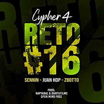 Cypher 4 - Reto 16