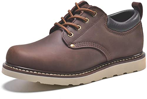 YCGCM Chaussures pour Hommes Décontracté England Martin bottes Lace Lace Confortable Randonnée Pédestre  garanti
