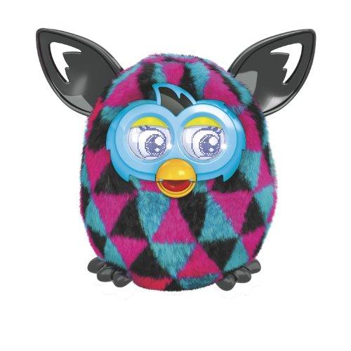 Furby - 016180 - Hasbro - A4334 - Boom - Triangles