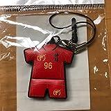 神村学園 第96回全国高校サッカー選手権大会 代表校ストラップ