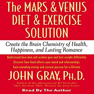 The Mars and Venus Diet and Exercise Solution cover art