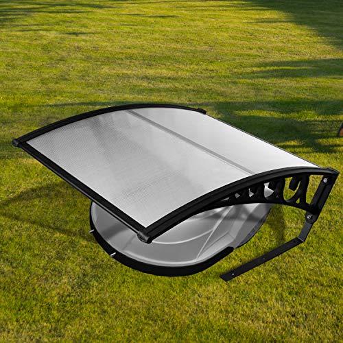 wolketon Mähroboter Garage 105 x 85 cm Rasenmäher Roboter Carport Für Rasenroboter Automower Rasenmäher Schutzhülle Schutz vor Regen Hagel und UV-Strahlen