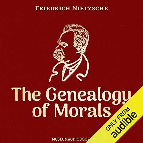 The Genealogy of Morals cover art