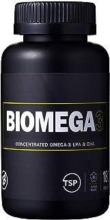 バルクスポーツ EPA DHA 含有フィッシュオイル バイオメガ3 180ソフトカプセル(EPA 810mg+DHA 540mg x 30食分)