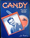 "sheet music cover: ""Candy"""