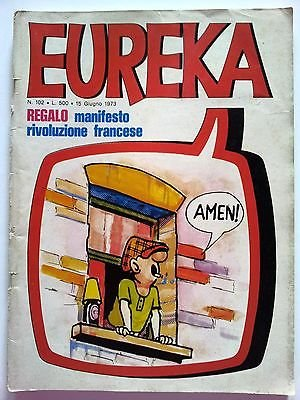 Eureka n.102 Andy Capp, Sturmtruppen/Bonvi ed. Corno FU05