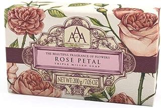 AAA Rose Petal Soap, 200 Grams