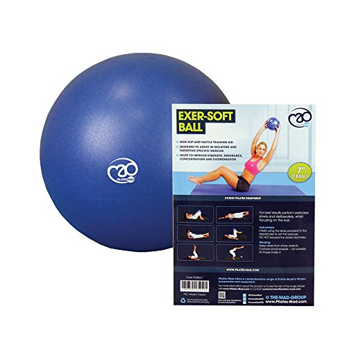 Fitness Mad Exer-Soft Palla Pilates - 7'