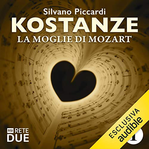 Konstanze - la moglie di Mozart 1 audiobook cover art