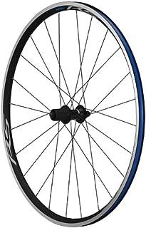 Shimano Wheels WHRS100R Piezas de Bicicleta, Unisex Adulto, estándar, Rear 700C-Clincher