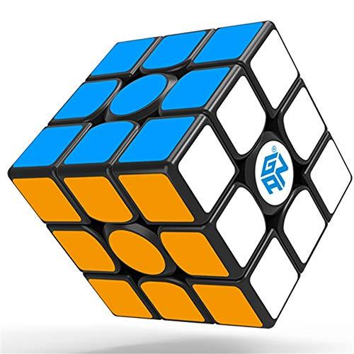 LEDM GAN 356 Air SM Speed Cube 3x3x3 Puzzle Juego de Cerebro Profesional