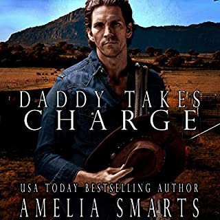 Daddy Takes Charge audiobook cover art