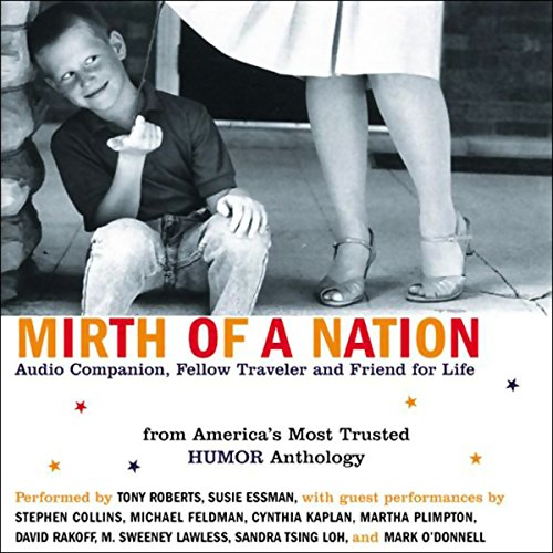 Mirth of a Nation audiobook cover art