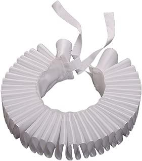 GRACEART Renaissance Elizabethan Ruffled Collar Neck Ruffle