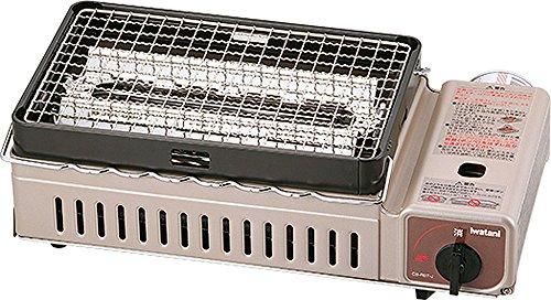 イワタニ カセットガス 炉ばた焼器 炙りや CB-RBT-J