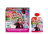 Frozen 2 Fruit Friends Strawberry Patch Applesauce With Wellmune - 3.2 Ounce (24 BPA Free Pouches) -...