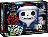 Funko Pop Advent Calendar: The Nightmare Before Christmas, Multicolore, 49668