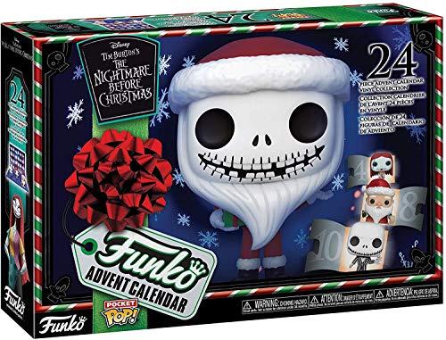 Funko Pocket Pop! The Night Before Christmas Adventskalender 49668