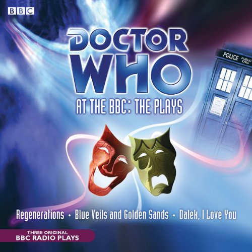 Doctor Who at the BBC: The Plays cover art