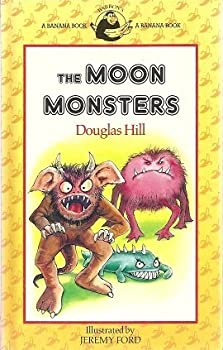 The Moon Monsters 0812061381 Book Cover