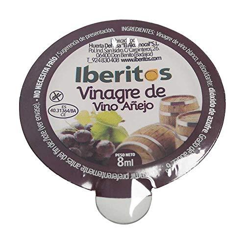 Vinagre de Jerez Reserva Superior en monodosis de 8 ml...