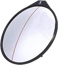 Dilwe Golf Mirror, EyeLine Golf 360-degrees Mirror for Full Swing and Putting Golf Training Equipment