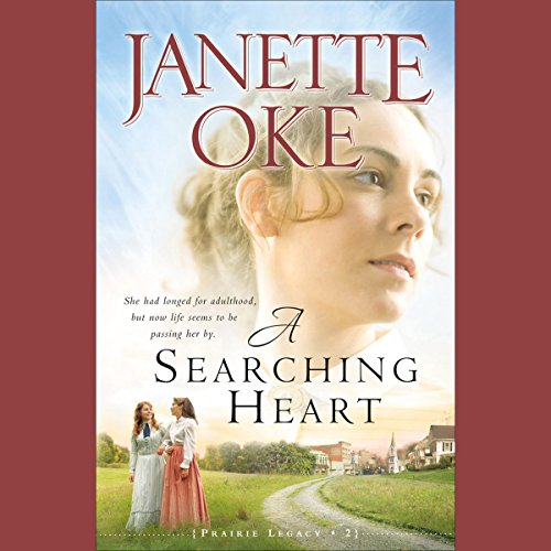 A Searching Heart audiobook cover art