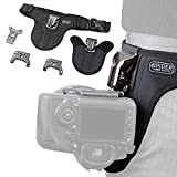 Spider Holster - SpiderPro Dual Camera System v2 - The Professional Carry System for x2 DSLR Cameras with Long Lenses and Heavy Gear!
