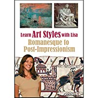 Crystal Productions CP5571 Learn Art Styles with Lisa: Romanesque [並行輸入品]
