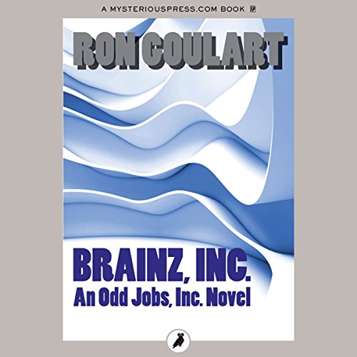 Brainz, Inc. audiobook cover art