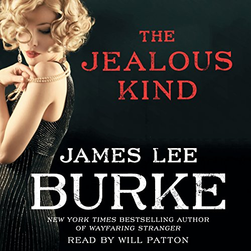 The Jealous Kind audiobook cover art