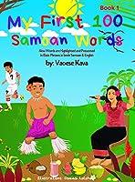 My First 100 Samoan Words Book 1