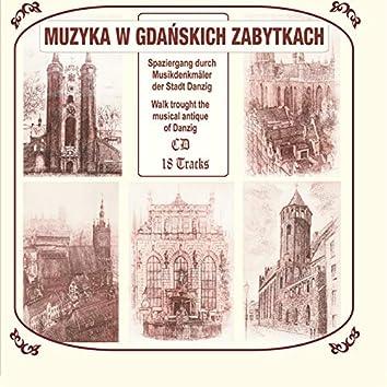 Spacer po muzycznych zabytkach Gdańska